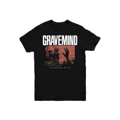 Gravemind Phantom Pain Tee (Black)