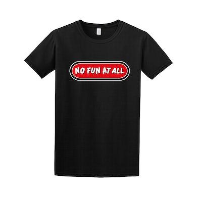 No Fun At All Logo Tee (Black)