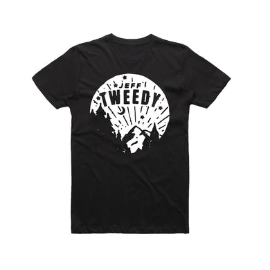 Jeff Tweedy 2019 Tour T-Shirt (Black)