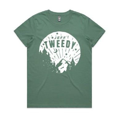 Jeff Tweedy 2019 Tour T-Shirt (Sage)