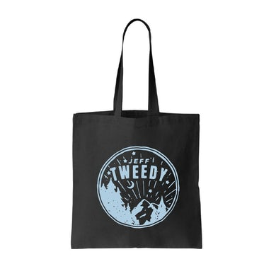 Jeff Tweedy Night Sky Tote Bag (Black)