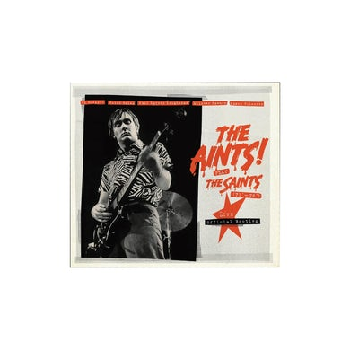 The Aints! Play The Saints 73-78 CD