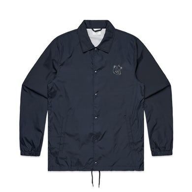 Luca Brasi Devil Coach Jacket (Navy)