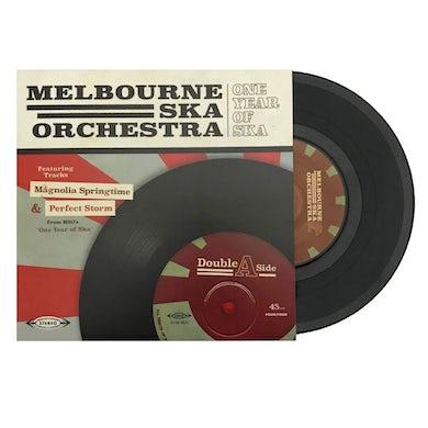 "Melbourne Ska Orchestra Magnolia Springtime & Perfect Storm 7"" (Black) (Vinyl)"