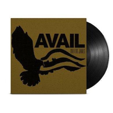 Avail Over The James LP (Black) (Vinyl)