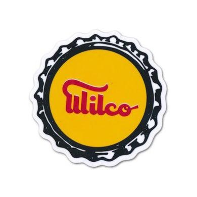 Wilco Bottlecap Logo Sticker