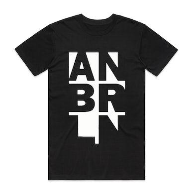 Anberlin Knockout Tee (Black) Australian Tour Edition