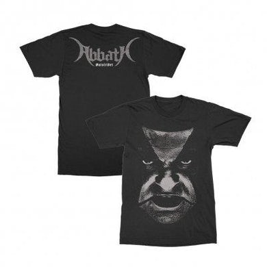 ABBATH Outstrider Close Up T-Shirt (Black)