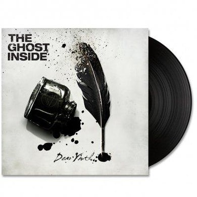 The Ghost Inside Dear Youth LP (Black) (Vinyl)
