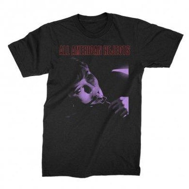 The All-American Rejects Send Her To Heaven Tee (Black)