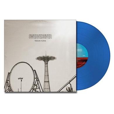Swervedriver Future Ruins LP (Deep Blue - AUS Exclusive) (Vinyl)