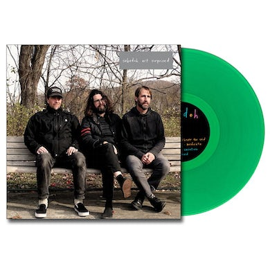 Act Surprised LP (Emerald Green - AUS Exclusive) (Vinyl)