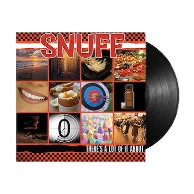 Snuff There's a Lot of It About LP (Black) (Vinyl)
