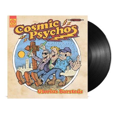 Cosmic Psychos Glorius Barsteds LP (Black) (Vinyl)