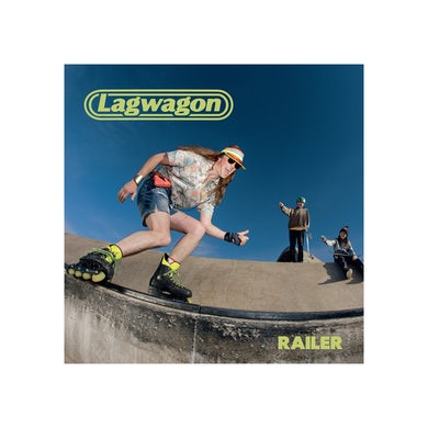 Lagwagon Railer CD