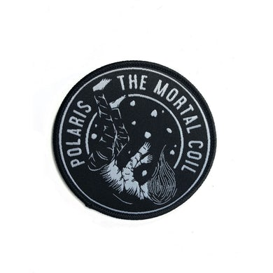 Polaris The Mortal Coil Woven Patch
