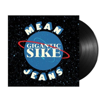 Mean Jeans Gigantic Sike LP (Black) (Vinyl)