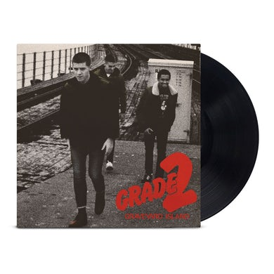 Grade 2 Graveyard Island LP (Black) (Vinyl)
