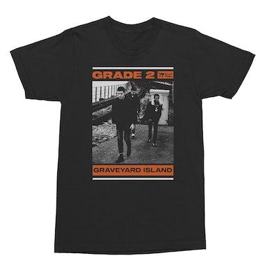 Grade 2 Graveyard Island T-shirt (Black)