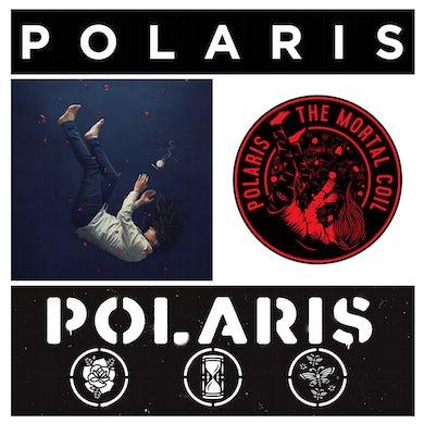 Polaris Sticker Pack (4 Stickers)