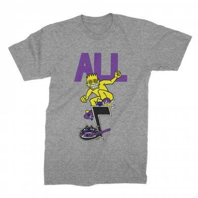 All Skateroy T-shirt (Grey)