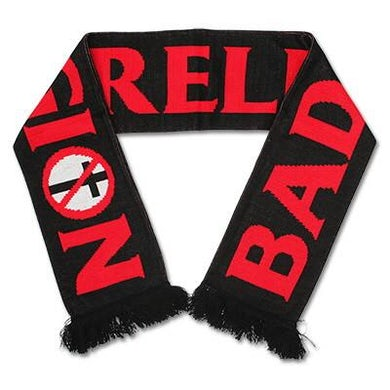 Bad Religion Crossbuster Logo Scarf