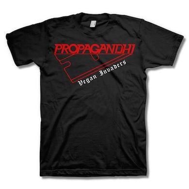 Propagandhi Razor T-shirt