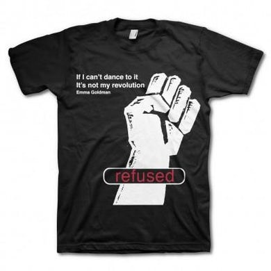 Refused Raised Fist T-shirt