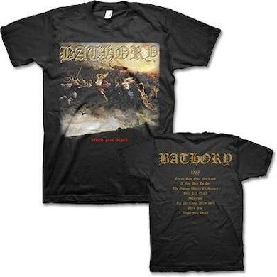 Bathory Blood Fire Death T-shirt