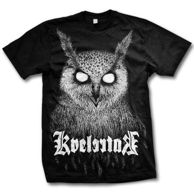 Kvelertak Bartlett Owl T-Shirt
