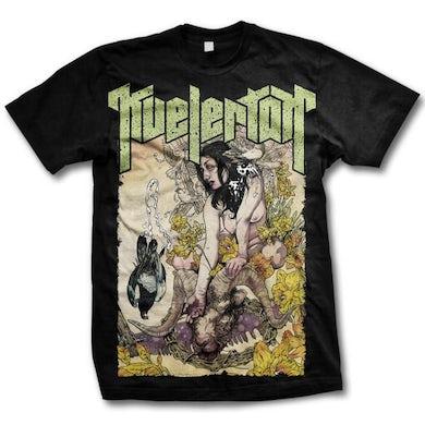 Kvelertak Meir Album Cover T-shirt