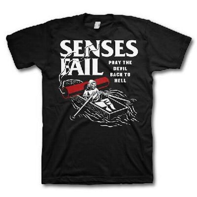 Senses Fail Devil Boat T-shirt