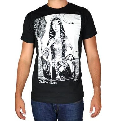 The Dear Hunter Native American Girl T-shirt