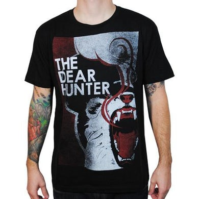 The Dear Hunter Lion T-shirt