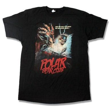 Polar Bear Club Walking Dead T-shirt (Black)