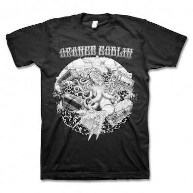 Orange Goblin Octopus T-shirt