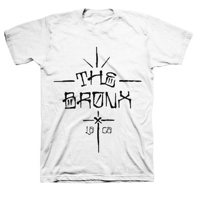 The Bronx Graf Logo Tee (White)