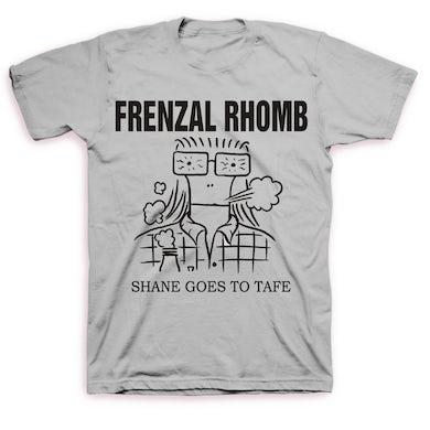 Frenzal Rhomb Shane Goes To Tafe T-shirt