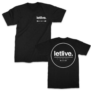 Letlive Circle T-shirt