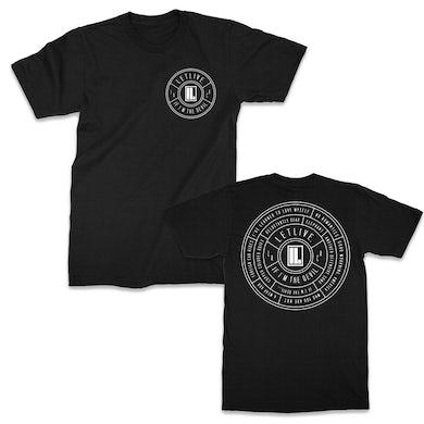 Letlive Cycle T-shirt
