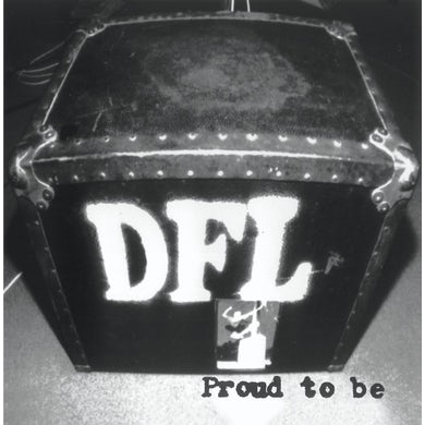 DFL Proud To Be LP (Transparent Green) (Vinyl)