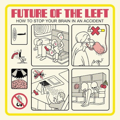 How To Stop Your Brain In An Accident CD
