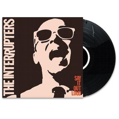 The Interrupters Say It Out Loud LP (Black) (Vinyl)