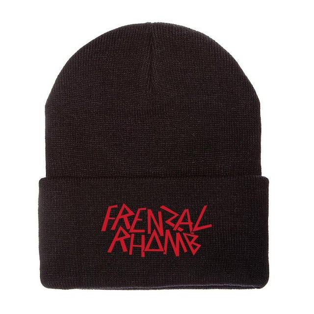 Frenzal Rhomb Pell Awaits Logo Beanie (Black)