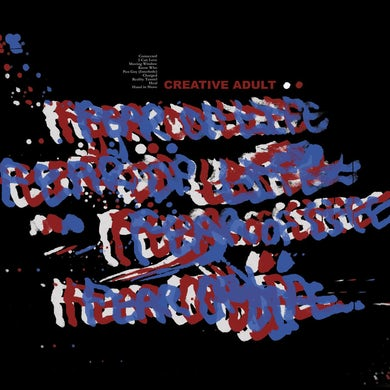 Creative Adult Fear of Life CD