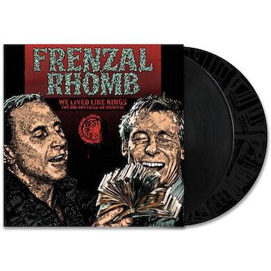 Frenzal Rhomb We Lived Like Kings - The Best Of 2LP (Black) (Vinyl)