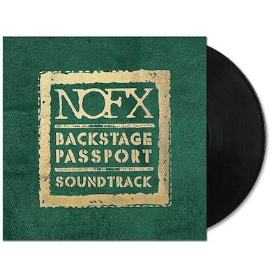 Nofx Backstage Passport Soundtrack LP (Vinyl)
