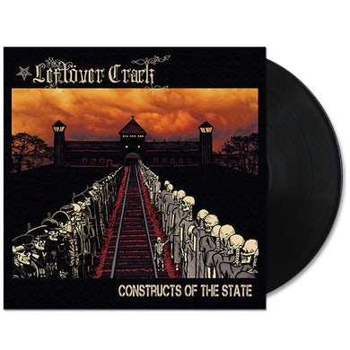 Leftover Crack Constructs Of The State LP (Vinyl)