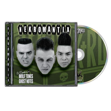 Nekromantix A Symphony Of Wolf Tones & Ghost Notes CD