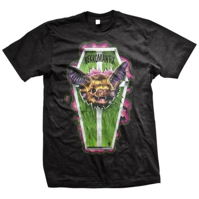 Nekromantix Coffin T-shirt (Black)